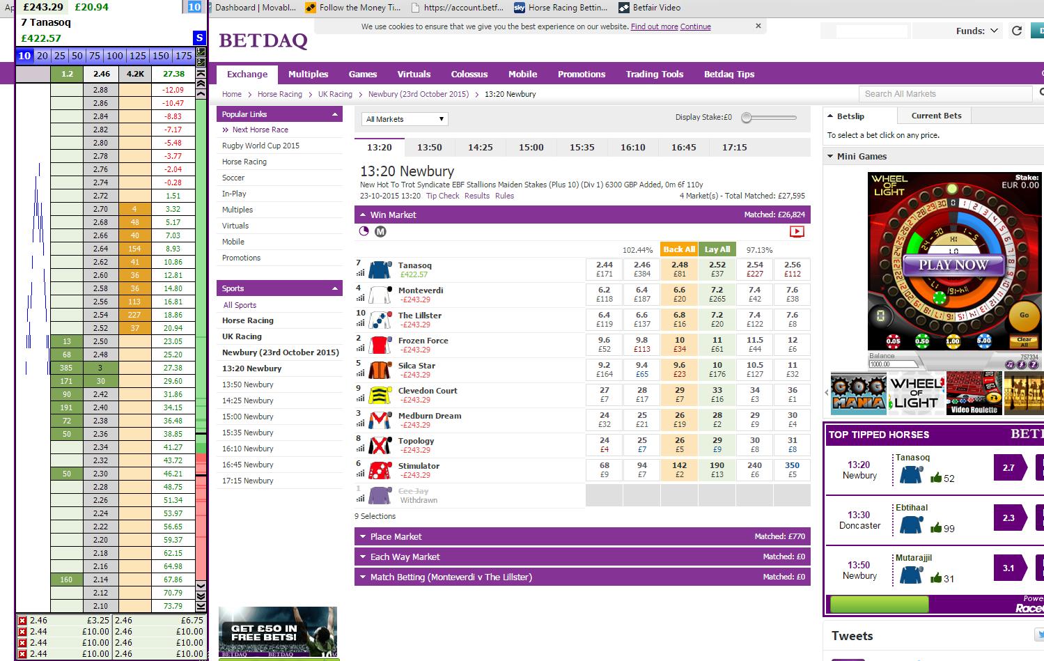 Betdaq betting exchange greece vs czech republic betting preview goal